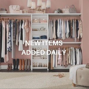 New items added daily